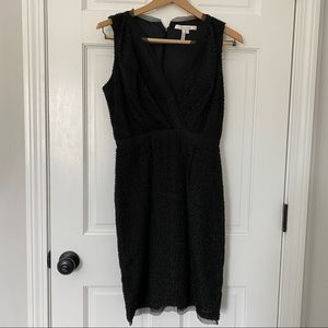 Max and Cleo eyelash Swiss Dot Mesh LBD